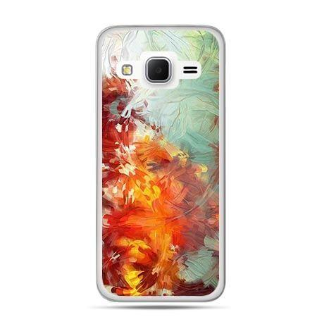 Etui na Galaxy J3 (2016r) kolorowy obraz - Promocja !!!
