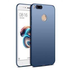 Etui na telefon Xiaomi Mi 5x - Slim MattE - Granatowy.