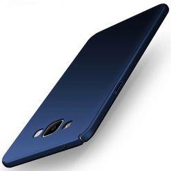 Etui na telefon Samsung Galaxy A5 - Slim MattE - Granatowy.
