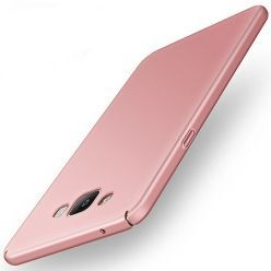 Etui na telefon Samsung Galaxy A5  -  Slim MattE - Różowy.