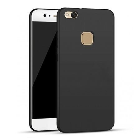 Etui na telefon Huawei P10 Lite - Slim MattE - Czarny.