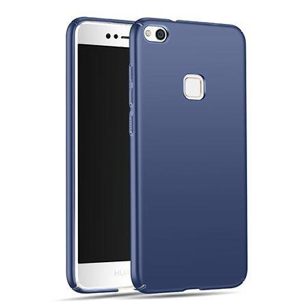 Etui na telefon Huawei P10 Lite - Slim MattE - Granatowy.