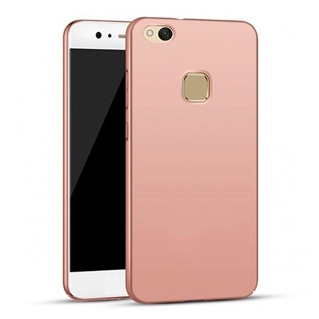 Etui na telefon Huawei P10 Lite - Slim MattE - Różowy.
