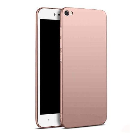 Etui na telefon Xiaomi Redmi Note 5A - Slim MattE - Różowy.