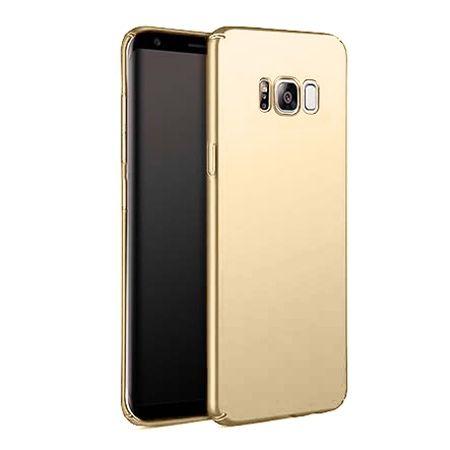 Etui na telefon Samsung Galaxy S8 Plus - Slim MattE - Złoty.
