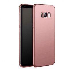 Etui na telefon Samsung Galaxy S8 - Slim MattE - Różowy.