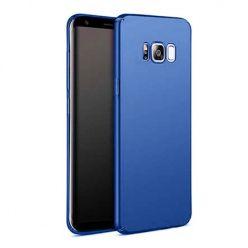 Etui na telefon Samsung Galaxy S8 - Slim MattE - Granatowy.