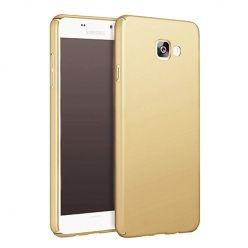 Etui na telefon Samsung Galaxy A3 2017 - Slim MattE - Złoty.
