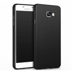Etui na telefon Samsung Galaxy A3 2017 - Slim MattE - Czarny.