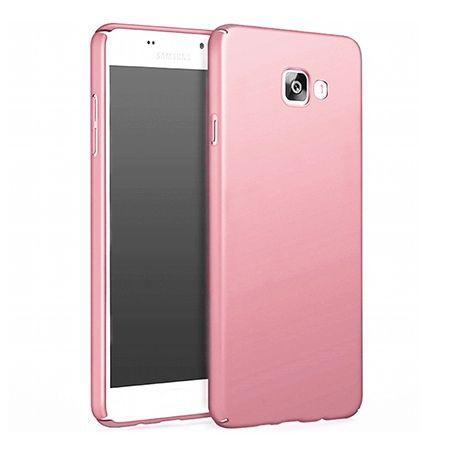 Etui na telefon Samsung Galaxy A3 2017 - Slim MattE - Różowy.