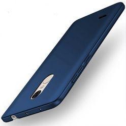 Etui na telefon LG K8 2017 - Slim MattE - Granatowy.