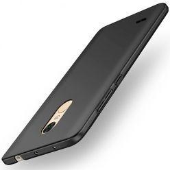 Etui na telefon LG K4 2017 - Slim MattE - Czarny.