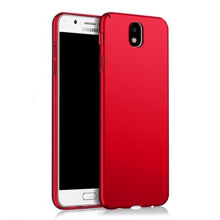 Etui na telefon Samsung Galaxy J3 2017 - Slim MattE - Czerwony.