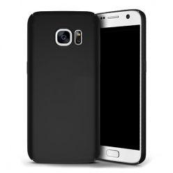 Etui na telefon Samsung Galaxy S7 - Slim MattE - Czarny.