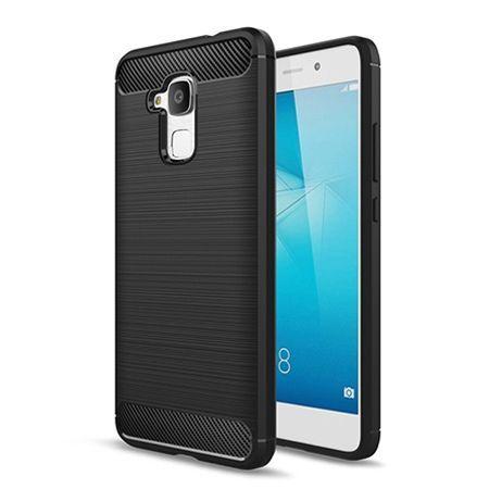 Etui na Huawei Honor 7 Lite - bumper Neo CARBON - Czarny.
