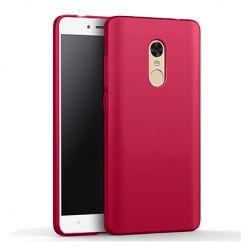 Etui na telefon Xiaomi Redmi Note 4X - Slim MattE - Czerwony.