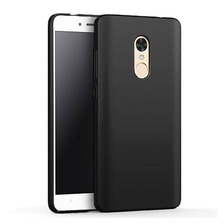 Etui na telefon Xiaomi Redmi Note 4X - Slim MattE - Czarny.