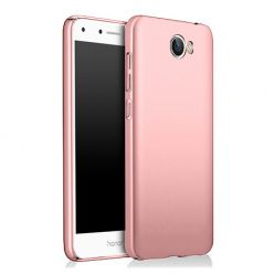 Etui na telefon Huawei Y5 II - Slim MattE - Różowy.