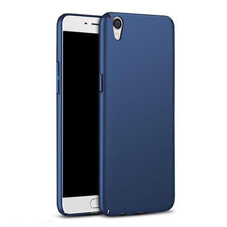 Etui na telefon Sony Xperia XA1 - Slim MattE - Granatowy.