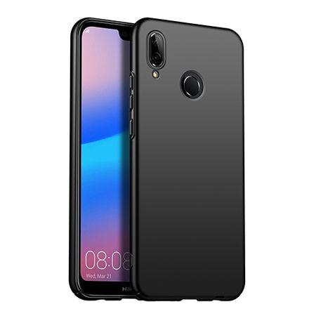 Etui na telefon Huawei P20 Lite - Slim MattE - Czarny.