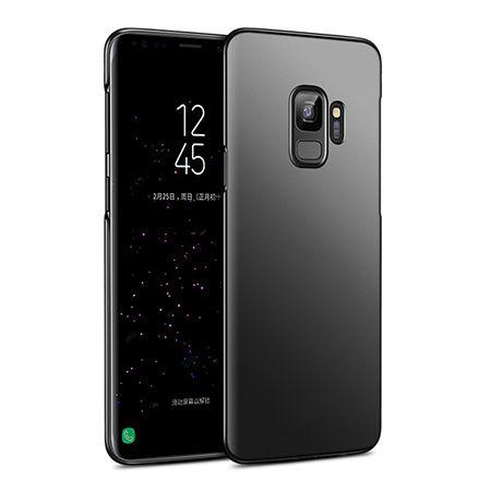 Etui na telefon Samsung Galaxy S9 - Slim MattE - Czarny.