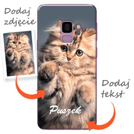 Samsung Galaxy S9 - zaprojektuj swoje etui z nadrukiem.