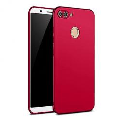Etui na telefon Huawei P Smart - Slim MattE - Czerwony.