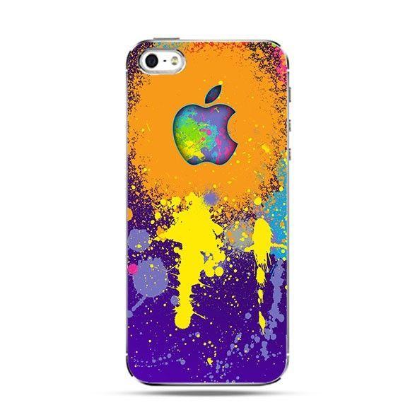 Etui splash logo Apple