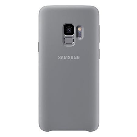 Etui na Samsung Galaxy S9 Soft Touch - Szary.
