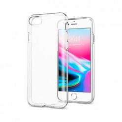 Etui na iPhone 7 Spigen Liquid Crystal - Przezroczysty
