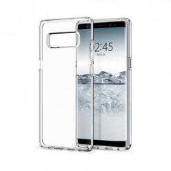 Etui na Samsung Galaxy Note 8 Spigen Liquid Crystal - Przezroczysty