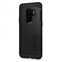 Etui Spigen na Samsung Galaxy S9 Plus - Tough Armor Czarny