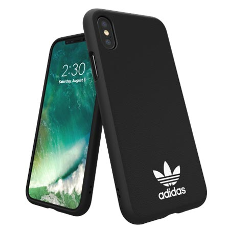 Etui Adidas na iPhone X - Moulded Case Czarny