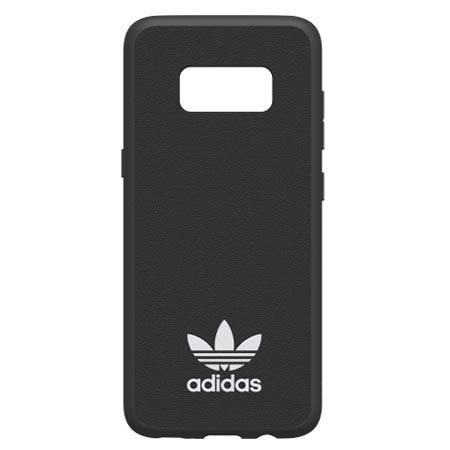 Etui Adidas na Samsung Galaxy S8 - Moulded Case Czarny