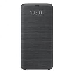 Etui na Samsung Galaxy S9 - LED View Czarny