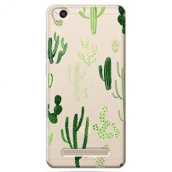 Etui na Xiaomi Redmi 4A - Kaktusowy ogród
