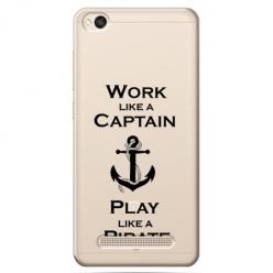 Etui na Xiaomi Redmi 4A - Work like a Captain…