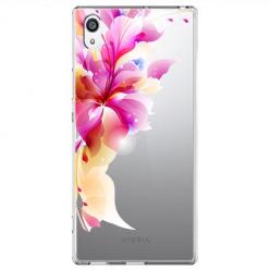 Etui na Sony Xperia XA1 - Bajeczny kwiat.