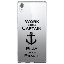 Etui na Sony Xperia XA1 - Work like a Captain…