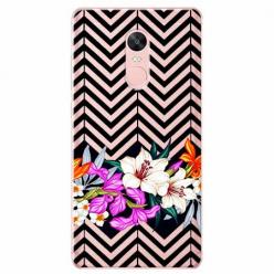 Etui na telefon Xiaomi Note 4X - Kwiatowy bukiet dla Ciebie.