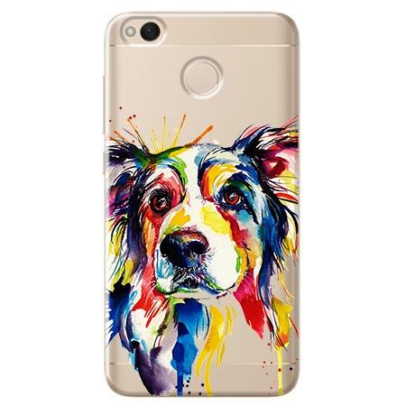 Etui na telefon Xiaomi Note 5A - Watercolor pies.