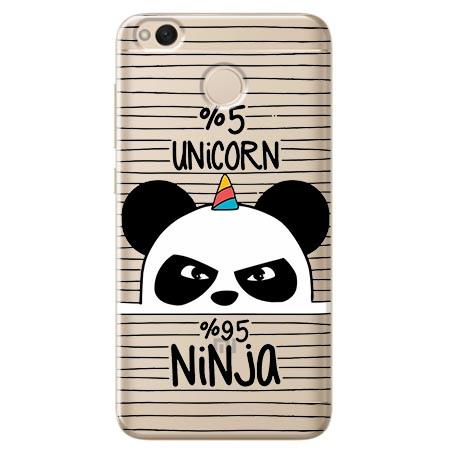 Etui na telefon Xiaomi Note 5A - Ninja Unicorn - Jednorożec.