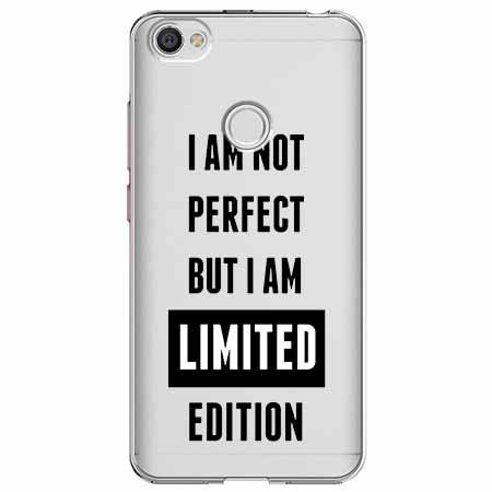 Etui na Xiaomi Note 5A Prime - I Am not perfect…