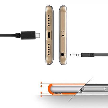 Etui na Xiaomi Redmi 5A - Stay Gold.