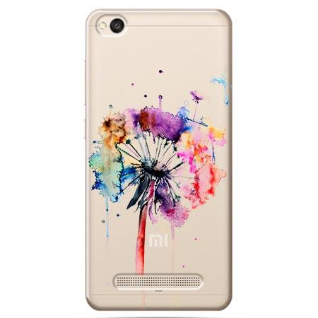 Etui na Xiaomi Redmi 5A - Watercolor dmuchawiec.