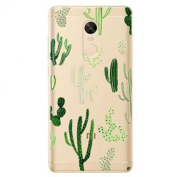 Etui na Xiaomi Redmi 5 Plus - Kaktusowy ogród.