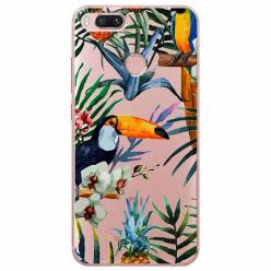 Etui na Xiaomi Mi 5x - Egzotyczne tukany.