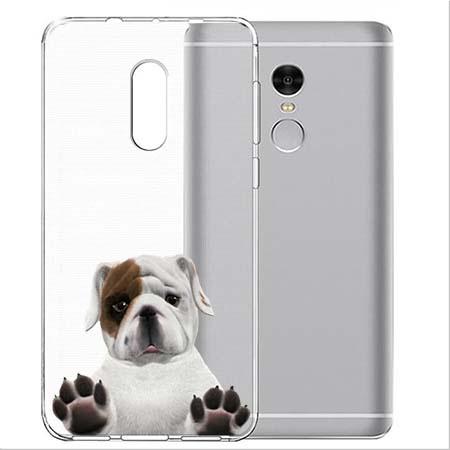 Etui na Xiaomi Note 4 Pro - Słodki szczeniaczek.