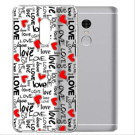 Etui na Xiaomi Note 4 Pro - Love, love, love…