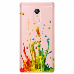 Etui na Xiaomi Note 4 Pro - Kolorowy splash.